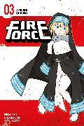 Cover-Bild zu Ohkubo, Atsushi: Fire Force 3