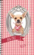 Cover-Bild zu Emotions weekly A6 Hello Puppy 2016/2017
