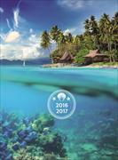 Cover-Bild zu Feelings daily A6 Island 2016/2017