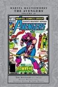 Cover-Bild zu Michelinie, David: Marvel Masterworks: The Avengers Vol. 19