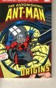 Cover-Bild zu Michelinie, David: The Astonishing Ant-Man: Origins