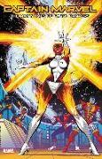 Cover-Bild zu Thomas, Roy: Captain Marvel: The Many Lives of Carol Danvers