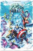 Cover-Bild zu Englehart, Steve: Atlantis Attacks: The Original Epic