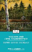 Cover-Bild zu Walden and Civil Disobedience von Thoreau, Henry David