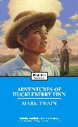 Cover-Bild zu Adventures of Huckleberry Finn von Twain, Mark