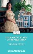 Cover-Bild zu Four Great Plays of Henrik Ibsen (eBook) von Ibsen, Henrick