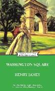 Cover-Bild zu Washington Square (eBook) von James, Henry
