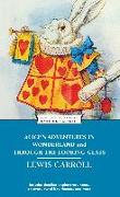 Cover-Bild zu Alice's Adventures in Wonderland and Through the Looking-Glass (eBook) von Carroll, Lewis