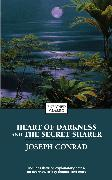 Cover-Bild zu Heart of Darkness and the Secret Sharer von Conrad, Joseph