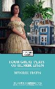 Cover-Bild zu Four Great Plays of Henrik Ibsen von Ibsen, Henrick