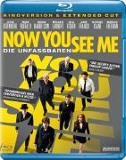 Cover-Bild zu Now you see me Blu ray von Louis Leterrier (Reg.)