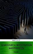 Cover-Bild zu 50 Mystery & Investigation Masterpieces (Active TOC) (ABCD Classics) vol: 2 (eBook) von Doyle, Arthur Conan