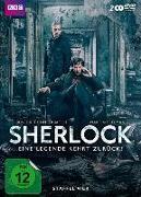 Cover-Bild zu Sherlock - 4. Staffel von Benedict Cumberbatch (Schausp.)