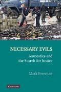 Cover-Bild zu Necessary Evils (eBook) von Freeman, Mark