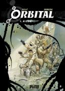Cover-Bild zu Runberg, Sylvain: Orbital 01 - Brüche