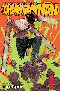 Cover-Bild zu Tatsuki Fujimoto: Chainsaw Man, Vol. 1