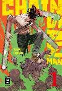 Cover-Bild zu Fujimoto, Tatsuki: Chainsaw Man 01