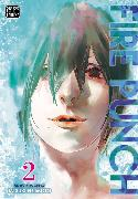 Cover-Bild zu Tatsuki Fujimoto: Fire Punch, Vol. 2