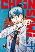 Cover-Bild zu Fujimoto, Tatsuki: Chainsaw Man 04