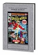 Cover-Bild zu Wolfman, Marv: Marvel Masterworks: Spider-woman Volume 1