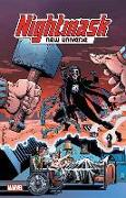 Cover-Bild zu Goodwin, Archie (Ausw.): Nightmask: New Universe