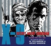 Cover-Bild zu Goodwin, Archie: X-9: Secret Agent Corrigan Volume 5