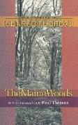 Cover-Bild zu Thoreau, Henry David: The Maine Woods