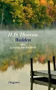 Cover-Bild zu Thoreau, Henry David: Walden
