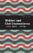 Cover-Bild zu Thoreau, Henry David: Walden and Civil Disobedience