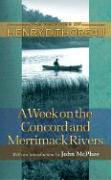 Cover-Bild zu Thoreau, Henry David: A Week on the Concord and Merrimack Rivers
