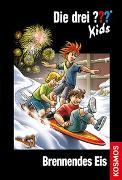 Cover-Bild zu Die drei ??? Kids, 40, Brennendes Eis
