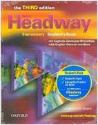 Cover-Bild zu New Headway. Third Edition. Elementary. Student's Book with English-German wordlist von Soars, Liz