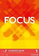 Cover-Bild zu Focus BrE Level 3 Student's Book von Jones, Vaughan