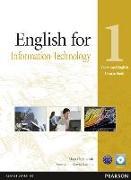 Cover-Bild zu Vocational English Level 1 (Elementary) English for IT Coursebook (with CD-ROM incl. Class Audio) von Olejniczak, Maja