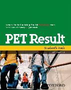 Cover-Bild zu PET Result:: Student's Book - PET Result von Quintana, Jenny