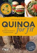 Cover-Bild zu Quinoa for fit von Pichl, Veronika