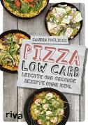 Cover-Bild zu Pizza Low Carb von Pugliese, Sandra