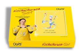 Cover-Bild zu Oups - Zauberhaftes Kochschürzen-Set