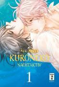 Cover-Bild zu Sakyo, Aya: Kuroneko - Nachtaktiv 01