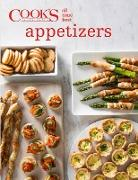 Cover-Bild zu All Time Best Appetizers von Cook's Illustrated