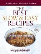 Cover-Bild zu The Best Slow & Easy Recipes von Cook's Illustrated
