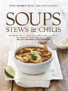 Cover-Bild zu Soups Stews & Chilis von Cook's Illustrated