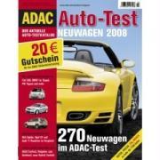 Cover-Bild zu ADAC Auto-Test. Neuwagen 2008