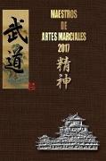 Cover-Bild zu Maestros de Artes Marciales 2017