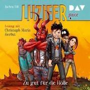 Cover-Bild zu Luzifer junior - Teil 1: Zu gut für die Hölle von Till, Jochen