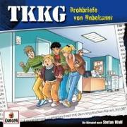 Cover-Bild zu TKKG 209 / Drohbriefe von Unbekannt