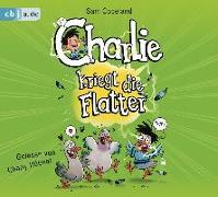 Cover-Bild zu Charlie kriegt die Flatter von Copeland, Sam