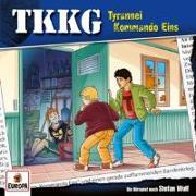 Cover-Bild zu TKKG 212 / Tyrannei Kommando Eins