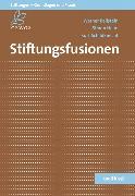 Cover-Bild zu Stiftungsfusionen