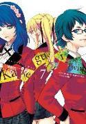 Cover-Bild zu Homura Kawamoto: Kakegurui Twin, Vol. 7